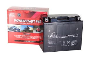Leoch YT12B4 /YT12B-BS - AGM SEALED Motorcycle Battery
